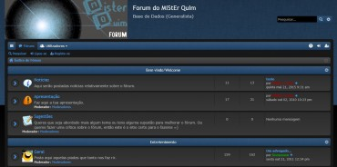 Forum do MiStEr QuIm